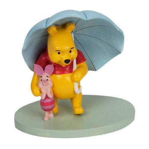 Disney Winnie The Pooh & Piglet Figurine Friendship Ornament Gift